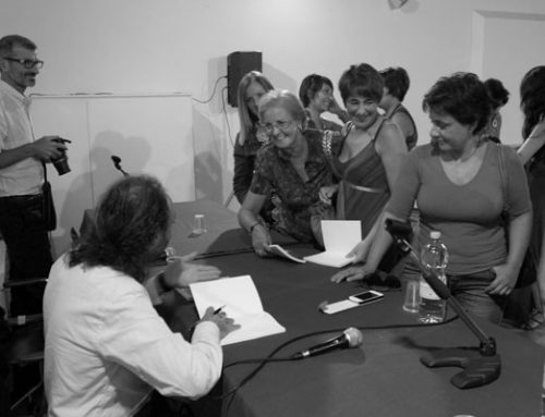 "Presentación y firma de libros: ""Il Figlio Negato, il difficile cammino del perdono"""
