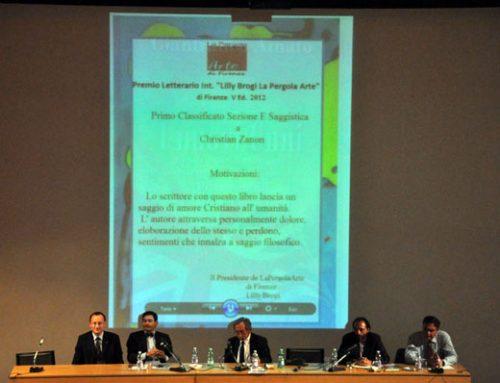 """Presentación: """"Il Figlio Negato, il difficile cammino del perdono"""" en el auditorium San Fedele de Milán"""