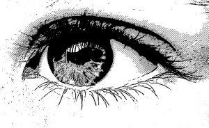 que es EMDR en ojo de chica