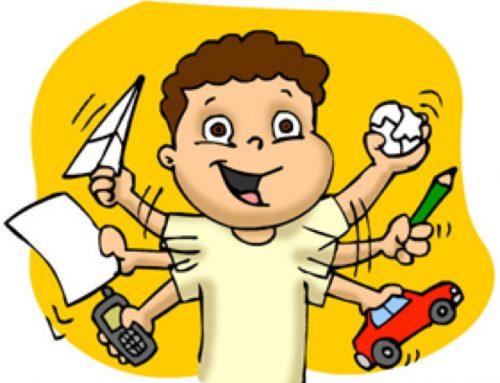 Déficit de Atención e Hiperactividad (TDAH)